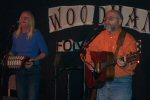 Pat and Ned, The Woodman, 2003